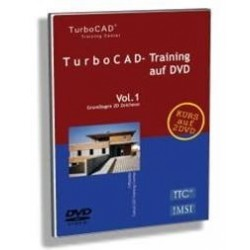 TurboCAD 2D  TrainingsDVD
