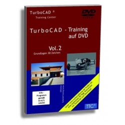 TurboCAD 3D Trainings DVD
