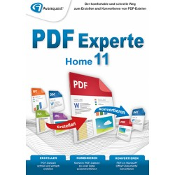 Avanquest PDF Experte 11 Home