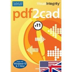 PDF2CAD 11 Datei Konverter...