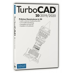 TurboCAD 2D 2019/2020 -...