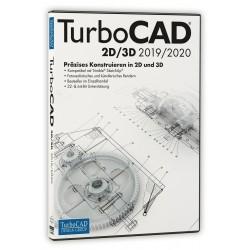 TurboCAD 2D/3D 2019/2020...