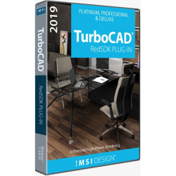 RedSKD Plug-in für TurboCAD...