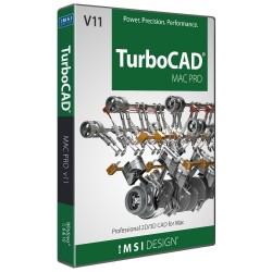TurboCAD Mac Pro V.11 -...