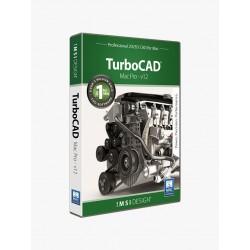 TurboCAD Mac Pro V.12 -...