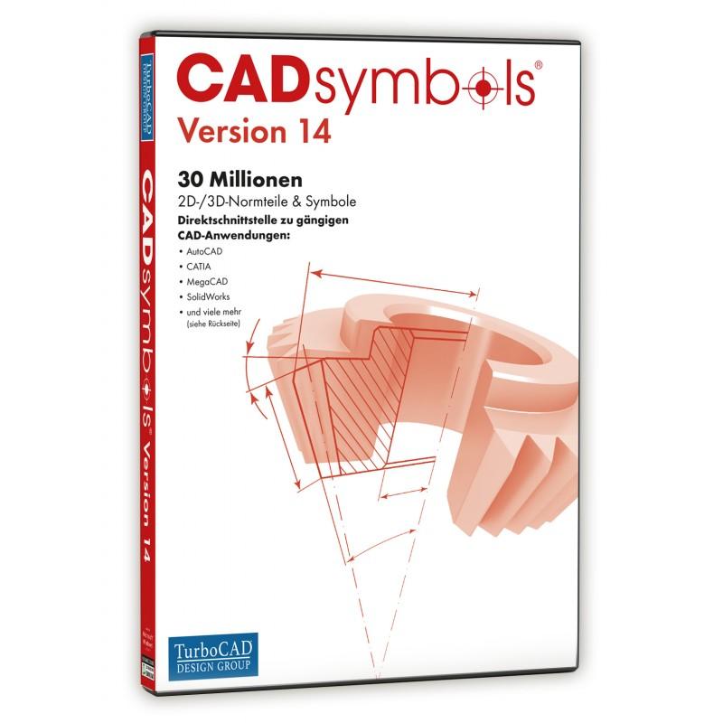 CADsymbols V.14