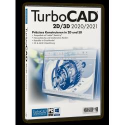 TurboCAD 2D/3D 2020/2021 -...