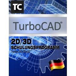 TurboCAD 2D  3D Schulungsprogramm