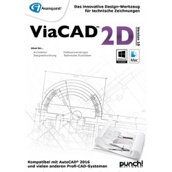 ViaCAD 2D 10 für Windows