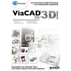 ViaCAD 2D/3D 10 für Windows