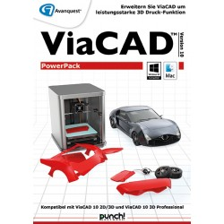 ViaCAD PowerPack Add-on 10...